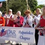 Veteran's Day Parade - members: Twitchell, Menard, Fox, Kimball, White, Gaunya