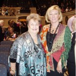 Continental Congress 2012: (L-R) Reba Shepard and Norma Ruebert