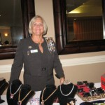 Constitution Week: LynnAnn White selling patriotic jewelry