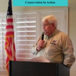 Fred Burkey of Martin Co Extersion Agency speaks on Florida conservation including protecting the Indian River Lagoon