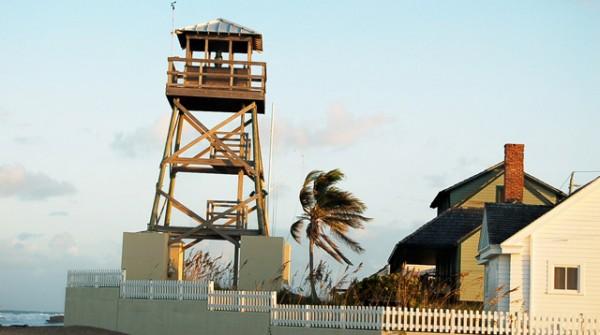 Gilbert's Bar House of Refuge Observation Tower - Jensen Beach View