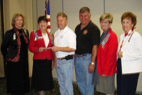 Donation to Veteran Honor Flight to the WWII Memorial in Washington DC