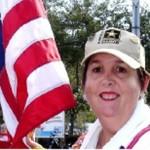 Our Regent Joyce Fletcher Menard, U S Army retired officer