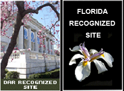 National/State Recognized DAR Site